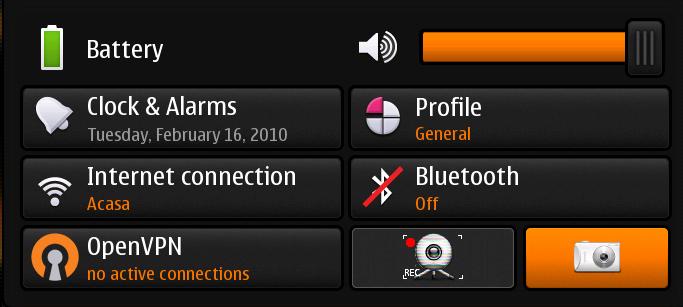 Nokia N900 OpenVPN