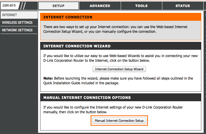 D-Link router Smart DNS setup