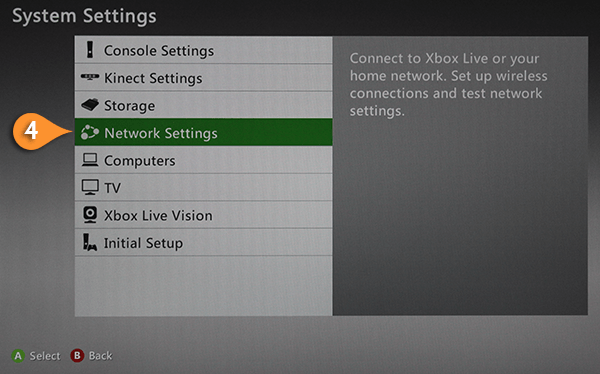 Smart DNS on XBOX 360