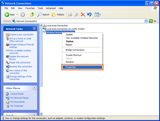 SmartDNS setup Windows XP
