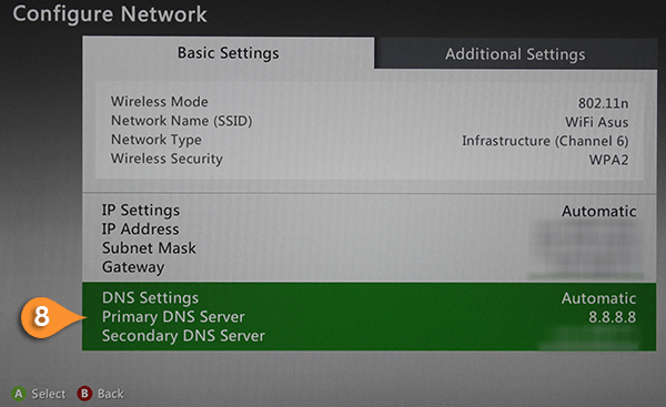 how to setup on smart dns on xbox 360 hideipvpn services rh hideipvpn com