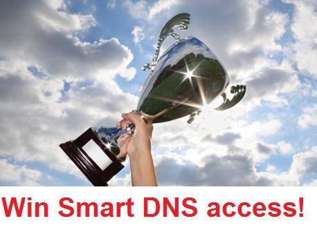 Free SmartDNS