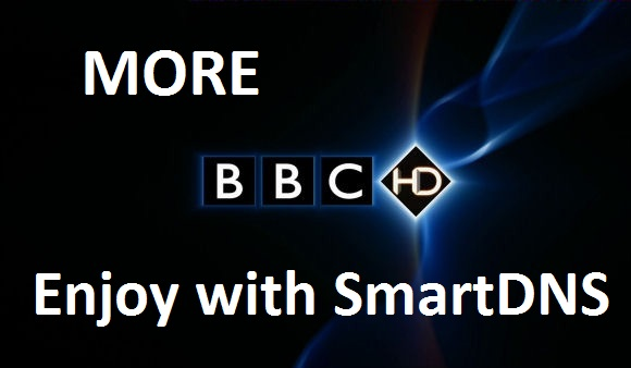 New BBC HD content - iPlayer HD with SmartDNS