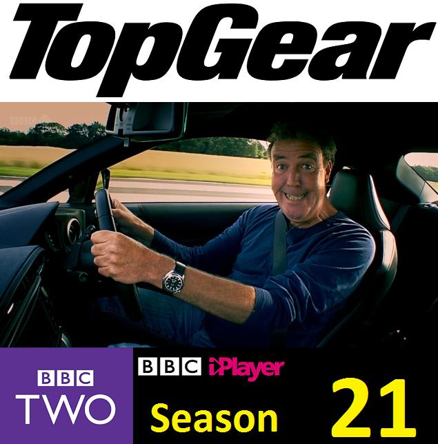 Top Gear series 21 UK VPN Smart DNS unblock