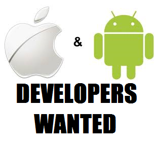 Job for iOS and Android developers