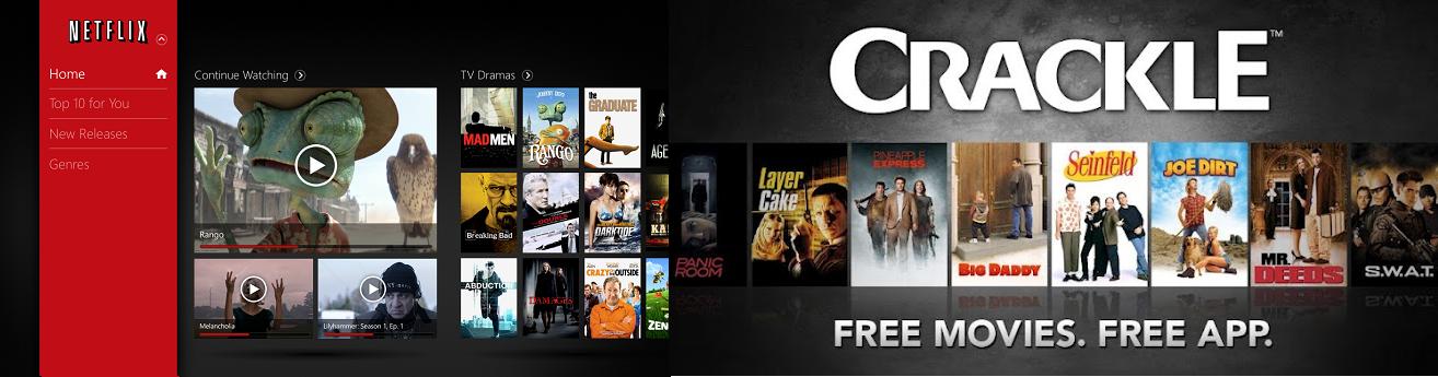 Unblock Netflix & Crackle