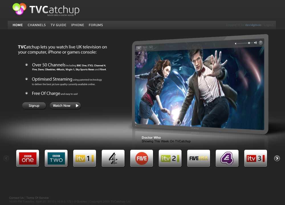 TVCatchup unblocked