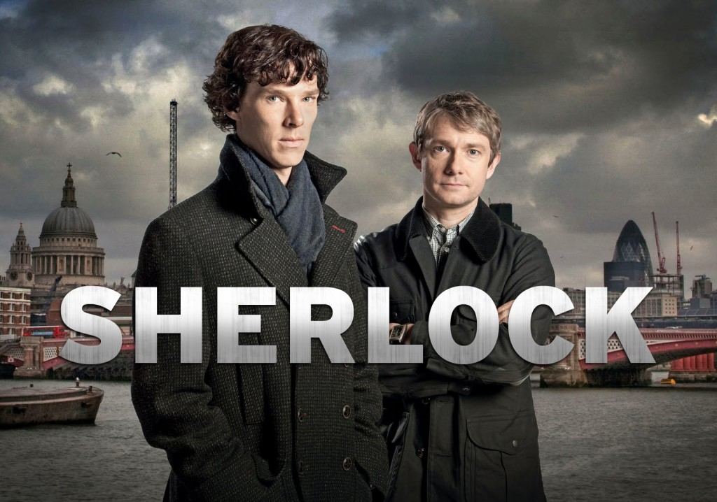 Watch Sherlock at Netflix