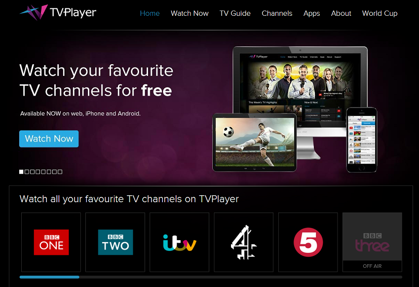 Watch Uk Tv Live For Free With New Service Hideipvpn