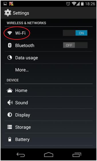 Android SmartDNS setup 2