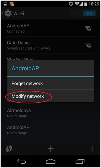 Android SmartDNS setup 3