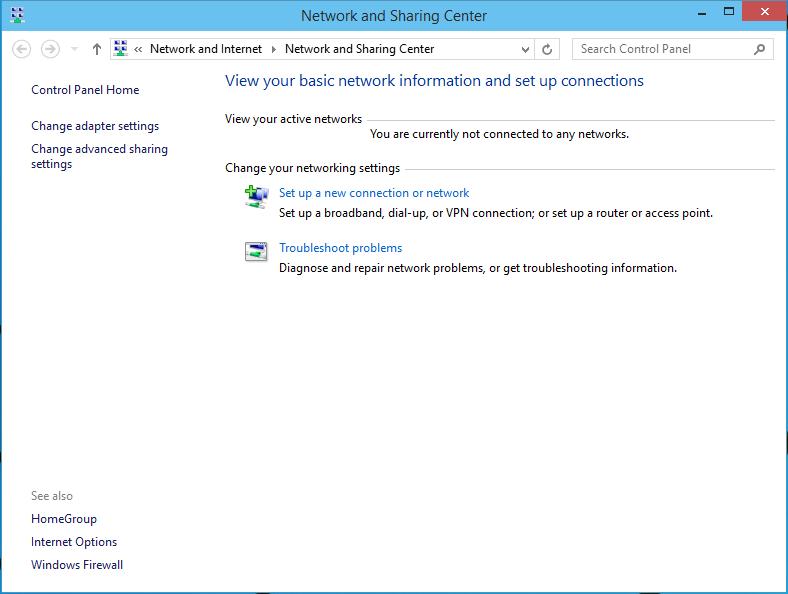 VPN on Windows 10