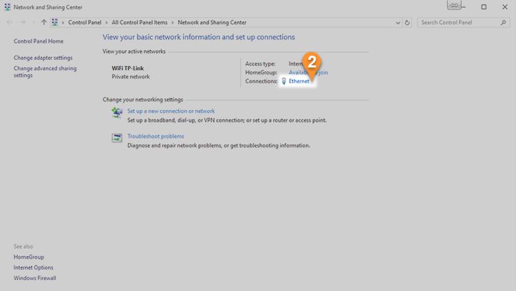 Smart DNS on Windows 10