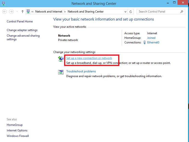SSTP VPN Windows 10