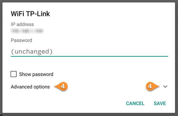 Android lollipop Smart DNS