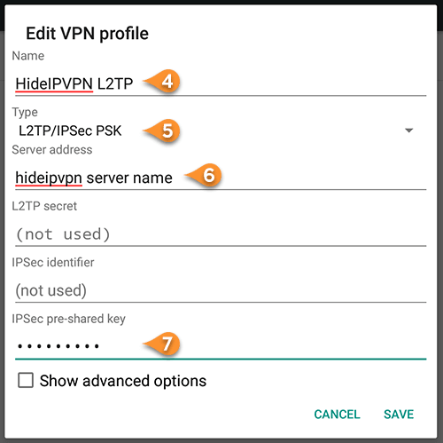 lollipop l2tp ipsec vpn