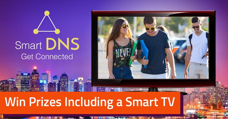 smart tv dns