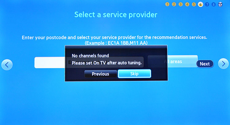 How to Change Region on Samsung Smart TV F and J series