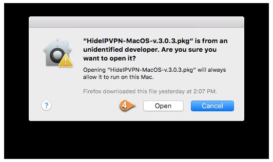 HideIPVPN-Mac-OS-X-setup-4