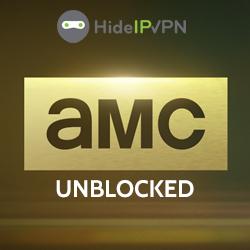 Smart DNS unblocks AMC