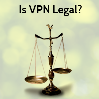 Is Smart DNS and VPN Legal?