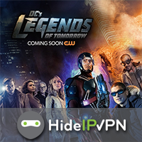 Watch Legends of Tomorrow
