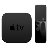 Apple TV 4 Unblock US and UK services