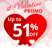 St. Valentines VPN promotion