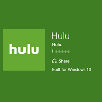 Hulu-windows-10-app