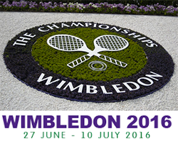 watch Wimbledon 2016 online