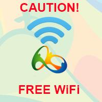 Rio Olympics: dangerous Wi-Fi hotspots!