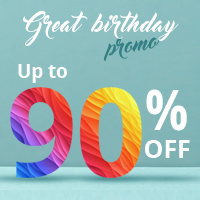 Celebrate Great Birthday VPN PROMO 2016