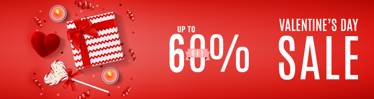 St. Valentines VPN sale - up to 60% off