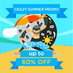 Crazy Summer VPN Promo 2017