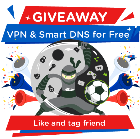 World Cup 2018 VPN Giveaway