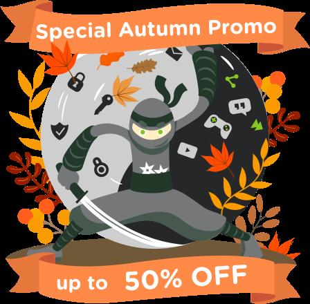 autumn promo