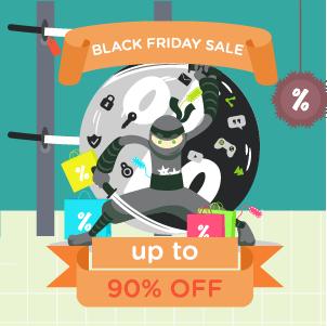 Black Friday & Cyber Monday VPN Sale