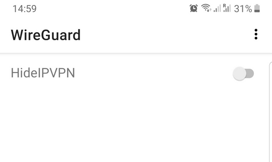 wireguard android toggle