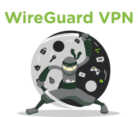 hideipvpn supports wireguard